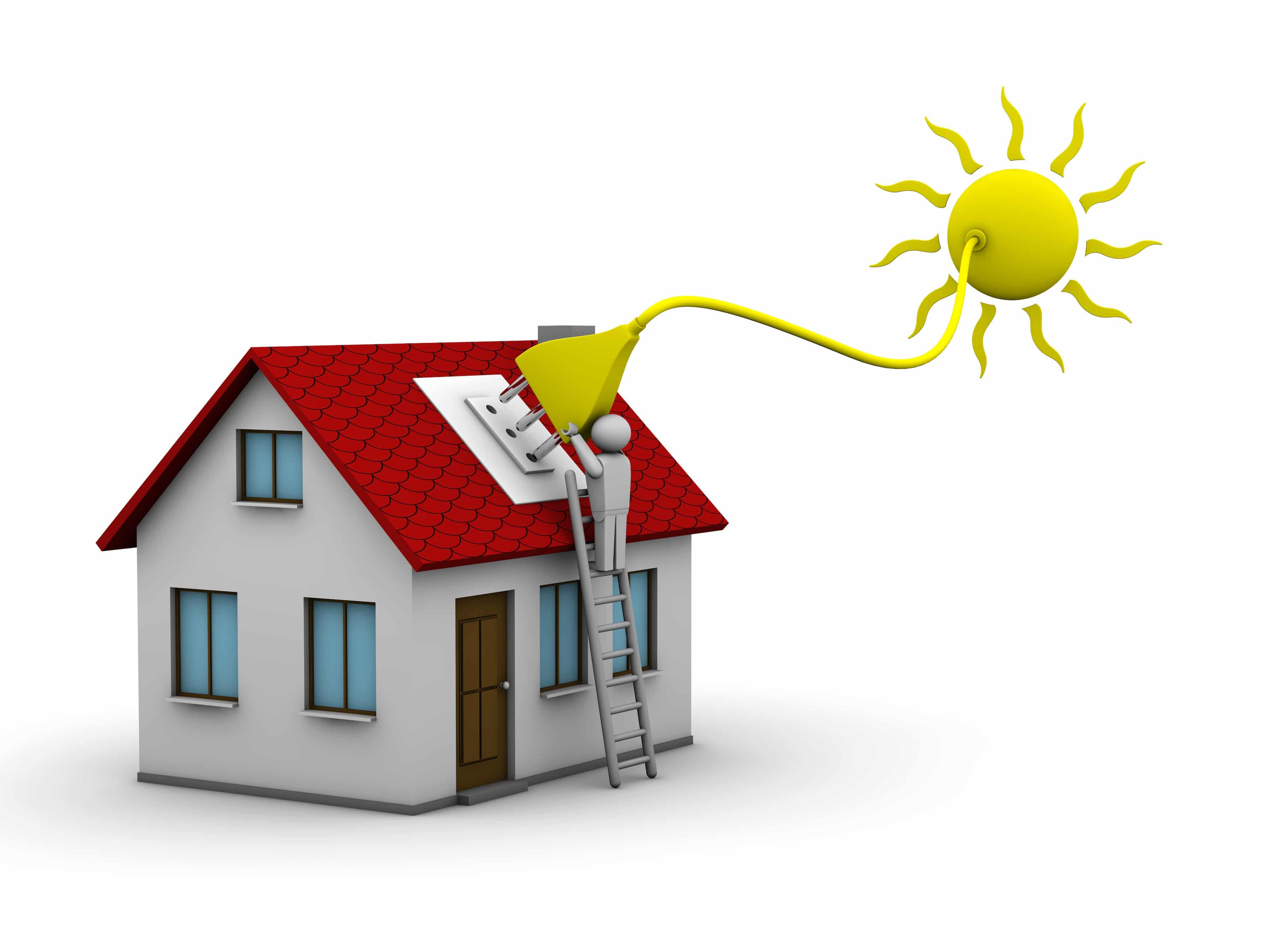 Solar powering your home